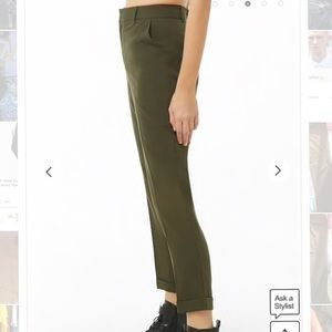 Forever 21 Ankle Woven Pants